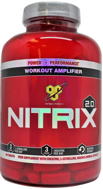 Nitrix 2.0 - 180 tablets versandkostenfrei/portofrei bestellen/kaufen