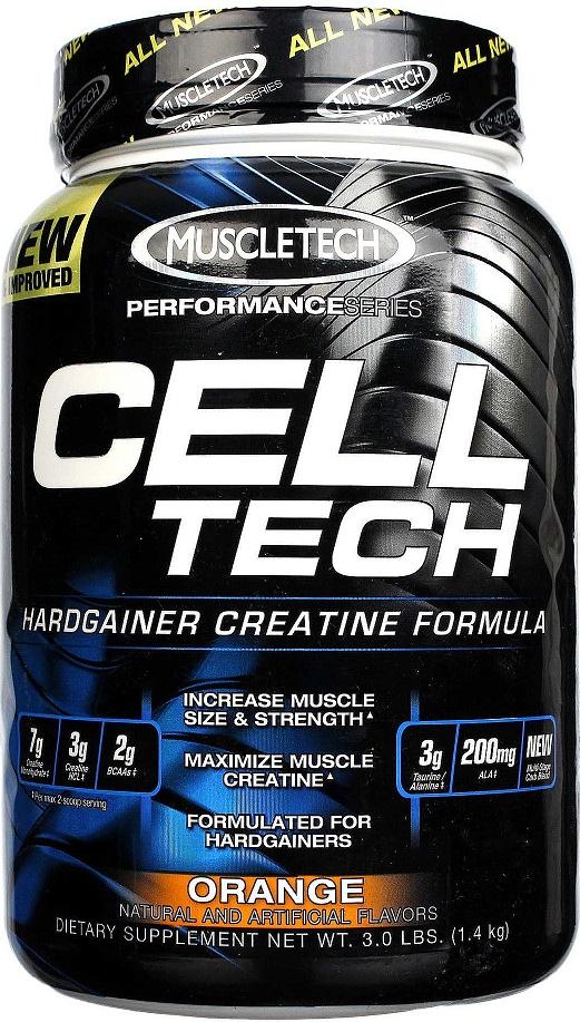 Cell-Tech Performance Series, Orange - 1400g versandkostenfrei/portofrei bestellen/kaufen