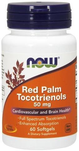 Red Palm Tocotrienols, 50mg - 60 softgels versandkostenfrei/portofrei bestellen/kaufen