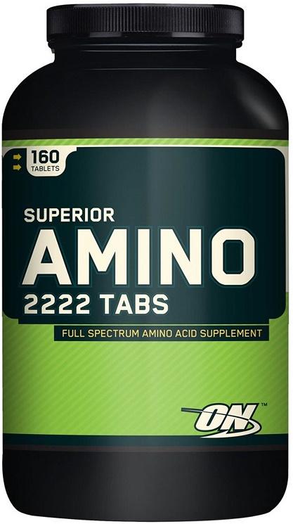 Superior Amino 2222 - 160 tablets versandkostenfrei/portofrei bestellen/kaufen