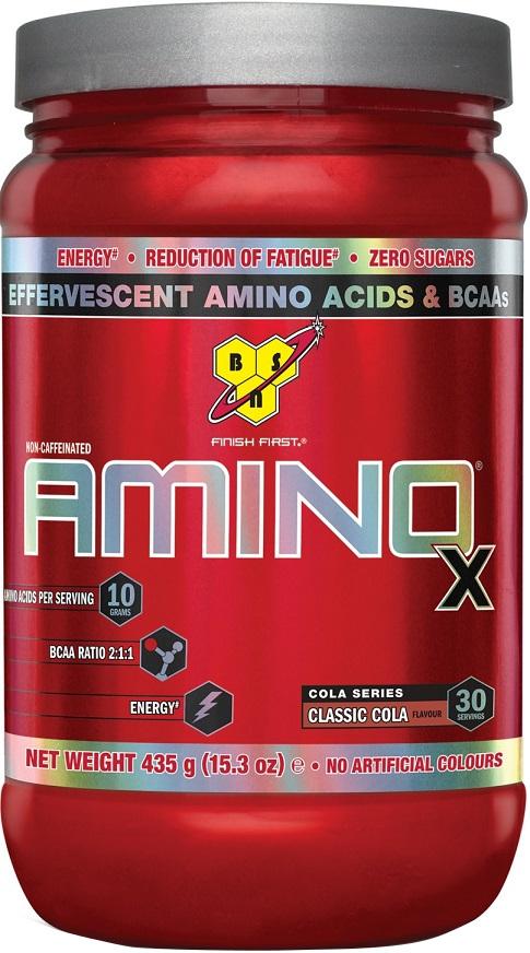 Amino X, Classic Cola - 435g versandkostenfrei/portofrei bestellen/kaufen