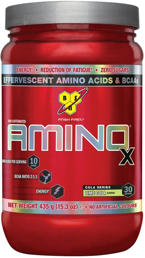 Amino X, Lime Cola - 435g versandkostenfrei/portofrei bestellen/kaufen