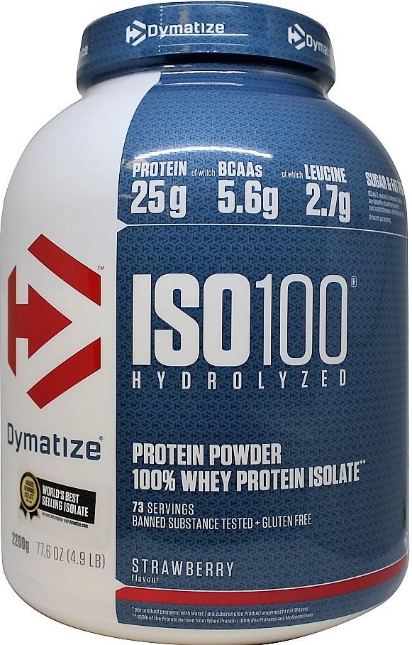 ISO-100, Strawberry - 2200g versandkostenfrei/portofrei bestellen/kaufen