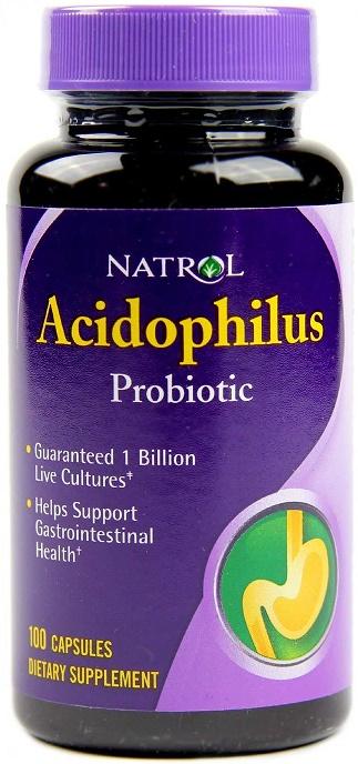 Acidophilus Probiotic - 100 caps versandkostenfrei/portofrei bestellen/kaufen