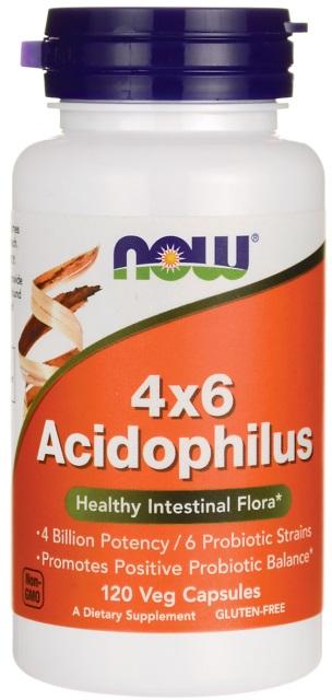 Acidophilus 4X6 - 120 vcaps versandkostenfrei/portofrei bestellen/kaufen