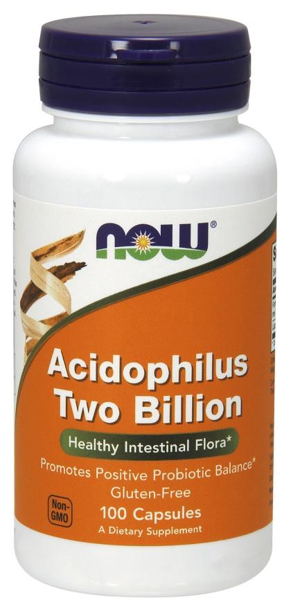 Acidophilus Two Billion - 100 capsules versandkostenfrei/portofrei bestellen/kaufen