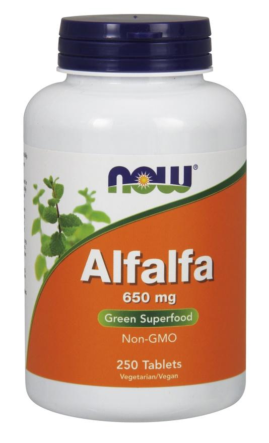 Alfalfa, 650mg - 250 tablets versandkostenfrei/portofrei bestellen/kaufen