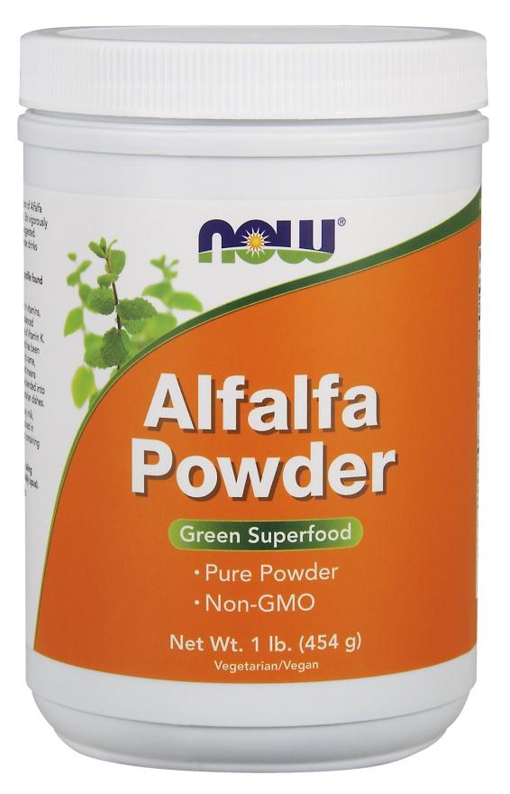 Alfalfa, Powder - 454g versandkostenfrei/portofrei bestellen/kaufen