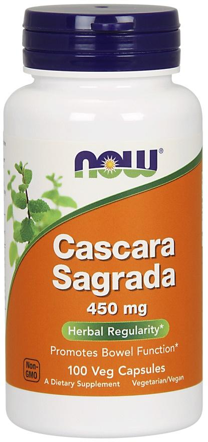 Cascara Sagrada, 450mg - 100 vcaps versandkostenfrei/portofrei bestellen/kaufen