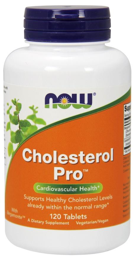 Cholesterol Pro - 120 tabs versandkostenfrei/portofrei bestellen/kaufen