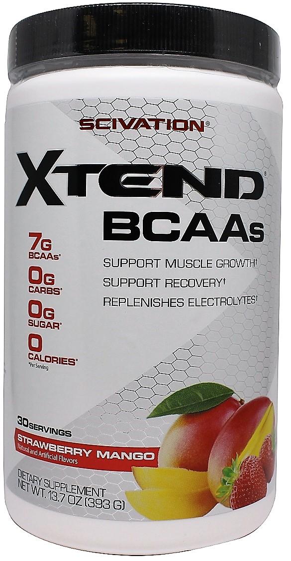 Xtend, Strawberry Mango - 393g versandkostenfrei/portofrei bestellen/kaufen