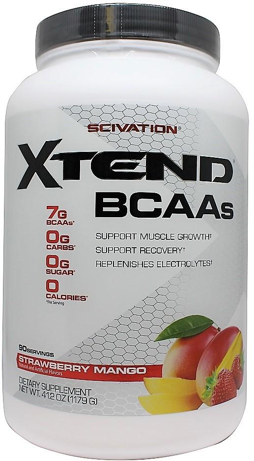 Xtend, Strawberry Mango - 1179g versandkostenfrei/portofrei bestellen/kaufen