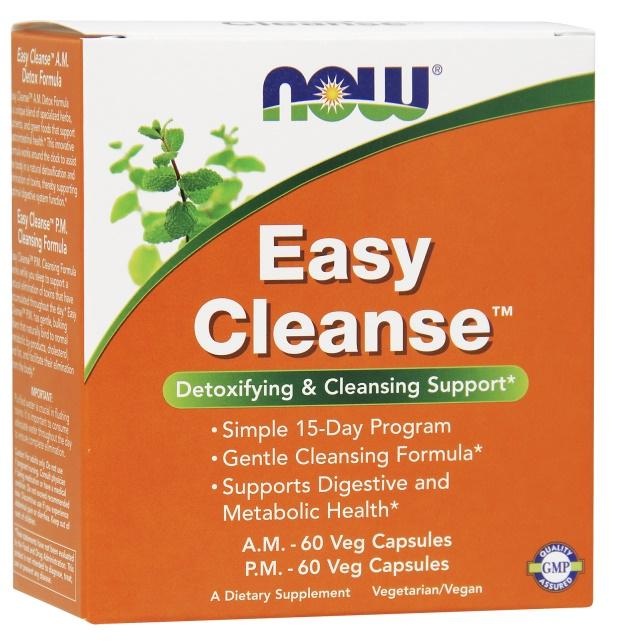 Easy Cleanse - 60 + 60 vcaps versandkostenfrei/portofrei bestellen/kaufen