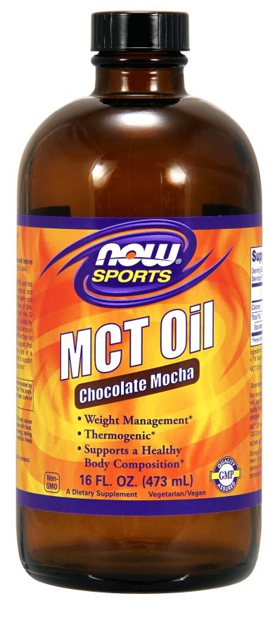MCT Oil, Chocolate Mocha - 473 ml. versandkostenfrei/portofrei bestellen/kaufen