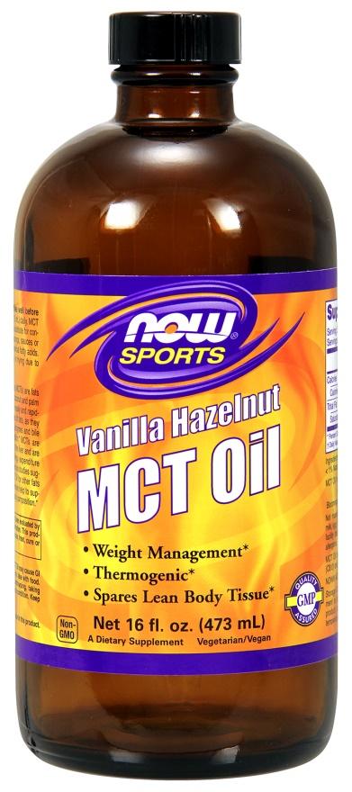 MCT Oil, Vanilla Hazelnut - 473 ml. versandkostenfrei/portofrei bestellen/kaufen