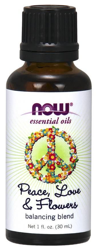 Peace, Love & Flowers Oil Blend - 30 ml. versandkostenfrei/portofrei bestellen/kaufen