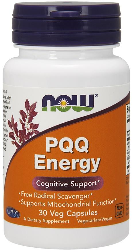 PQQ Energy - 30 vcaps versandkostenfrei/portofrei bestellen/kaufen