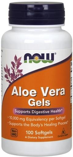 Aloe Vera Gels - 100 softgels versandkostenfrei/portofrei bestellen/kaufen
