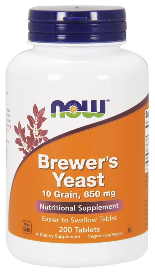 Brewer's Yeast, Tablets - 200 tablets versandkostenfrei/portofrei bestellen/kaufen