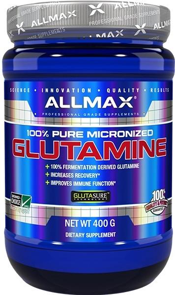 AllMax Nutrition Glutamine - 400g