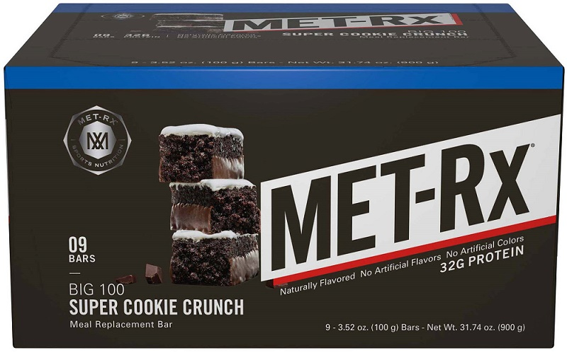 Big 100 Colossal Bars, Super Cookie Crunch - 9 bars versandkostenfrei/portofrei bestellen/kaufen