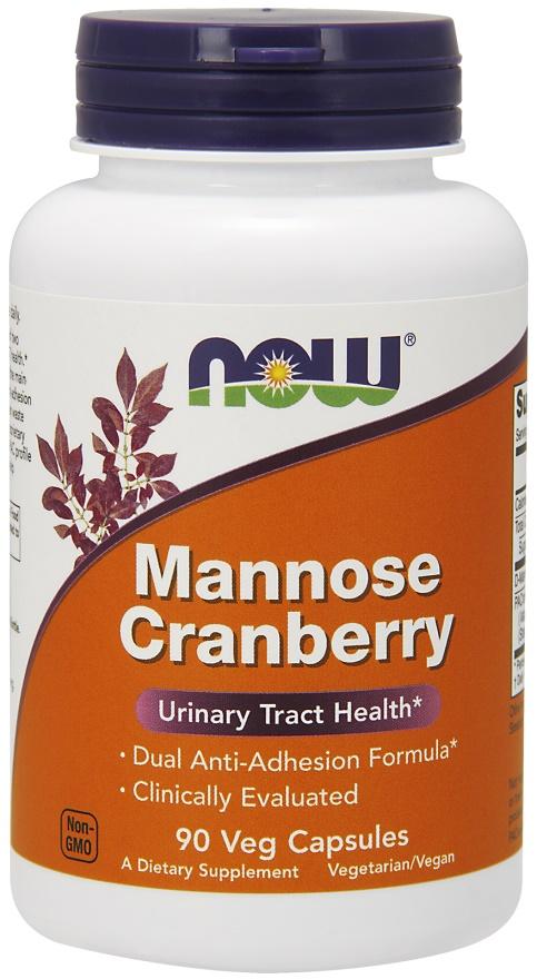 Mannose Cranberry - 90 vcaps versandkostenfrei/portofrei bestellen/kaufen