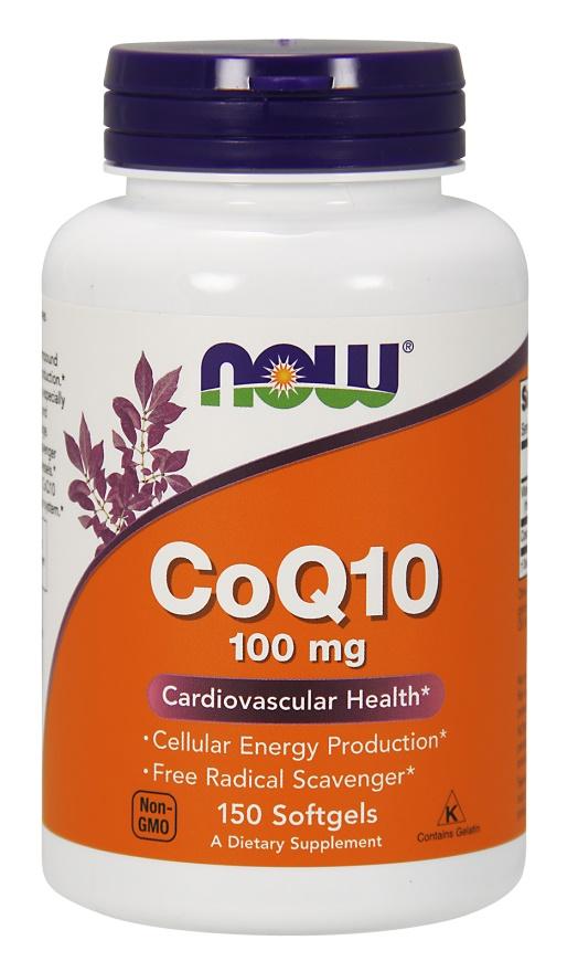 CoQ10 with Vitamin E, 100mg - 150 softgels versandkostenfrei/portofrei bestellen/kaufen