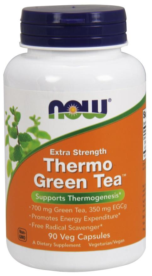Thermo Green Tea, Extra Strength - 90 vcaps versandkostenfrei/portofrei bestellen/kaufen