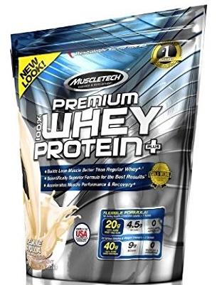 Premium Whey Protein Plus, Deluxe Vanilla - 2270g versandkostenfrei/portofrei bestellen/kaufen