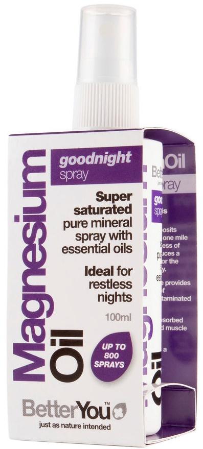 Magnesium Oil Goodnight Spray - 100 ml. versandkostenfrei/portofrei bestellen/kaufen