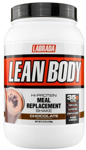 Lean Body MRP, Strawberry Ice Cream - 1120g versandkostenfrei/portofrei bestellen/kaufen
