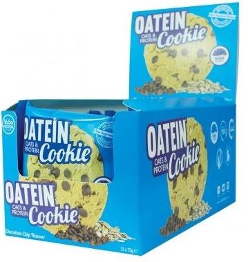 Oatein Super Cookie, Milk Chocolate Chip - 12 cookies versandkostenfrei/portofrei bestellen/kaufen