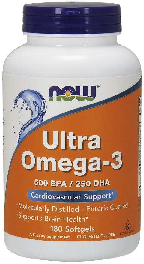 Ultra Omega-3 - 180 softgels versandkostenfrei/portofrei bestellen/kaufen