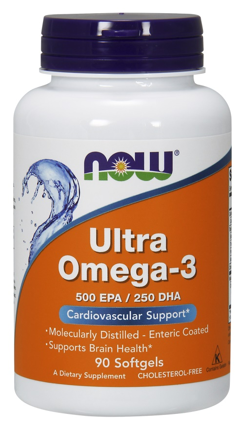 Ultra Omega-3 - 90 Softgels versandkostenfrei/portofrei bestellen/kaufen