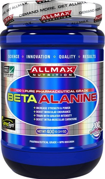 AllMax Nutrition Beta Alanine - 400g