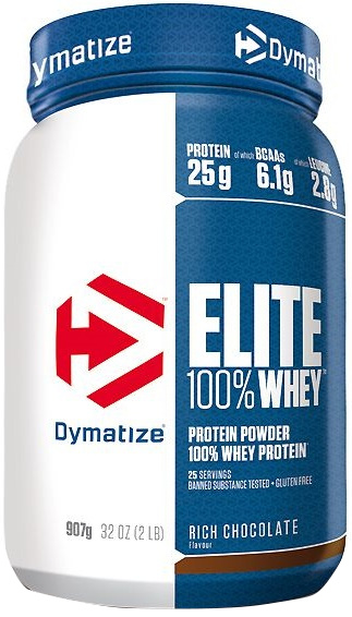 Elite 100% Whey Protein, Strawberry Blast - 907g versandkostenfrei/portofrei bestellen/kaufen