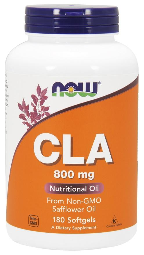 CLA, 800mg - 180 softgels versandkostenfrei/portofrei bestellen/kaufen