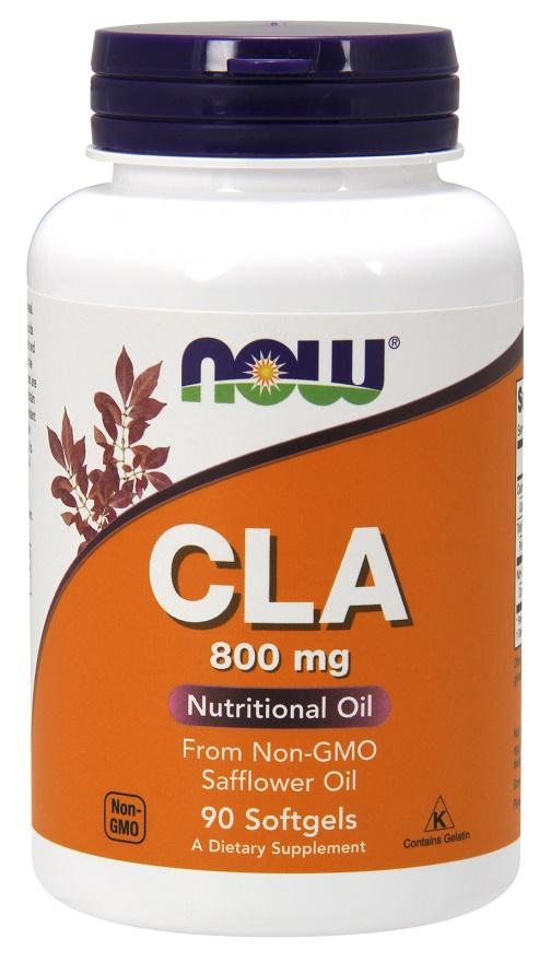 CLA, 800mg - 90 softgels versandkostenfrei/portofrei bestellen/kaufen