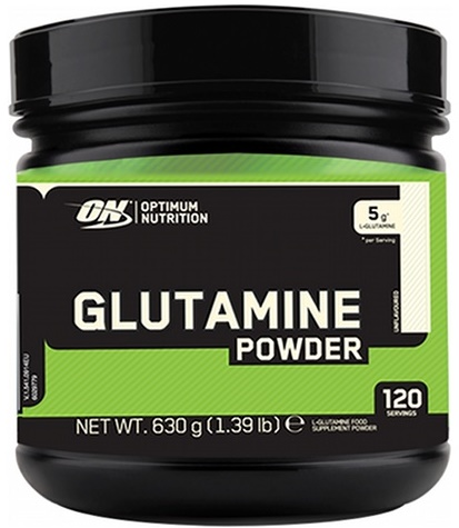 Glutamine, Powder - 630g versandkostenfrei/portofrei bestellen/kaufen