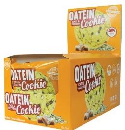 Oatein Cookie, Salted Caramel - 12 cookies versandkostenfrei/portofrei bestellen/kaufen