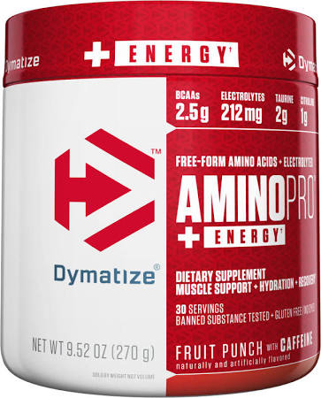 Amino Pro +Energy, Fruit Punch - 270g versandkostenfrei/portofrei bestellen/kaufen