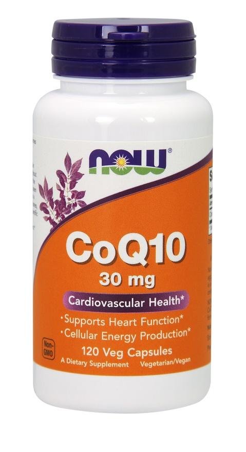 CoQ10, 30mg - 120 vcaps versandkostenfrei/portofrei bestellen/kaufen