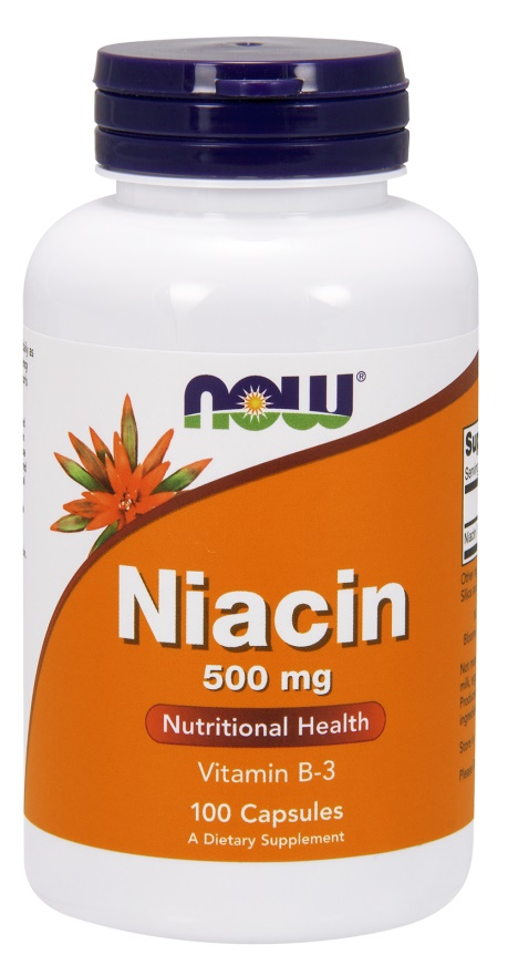 Niacin, 500mg - 100 caps versandkostenfrei/portofrei bestellen/kaufen