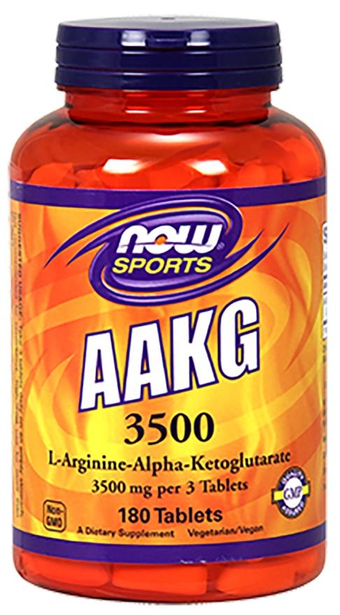 AAKG, 3500mg (Tabs) - 180 tablets versandkostenfrei/portofrei bestellen/kaufen
