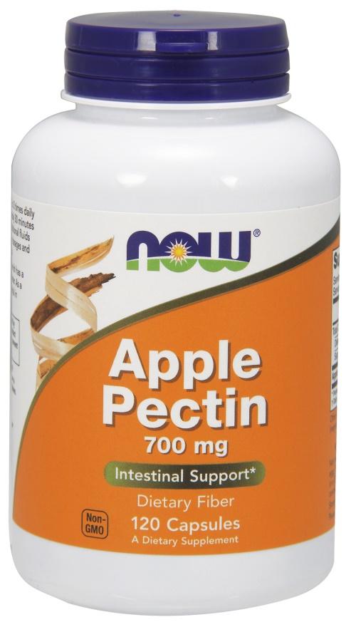Apple Pectin, 700mg - 120 caps versandkostenfrei/portofrei bestellen/kaufen