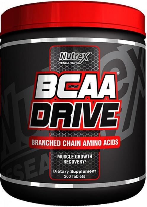 BCAA Drive - 200 tabs versandkostenfrei/portofrei bestellen/kaufen