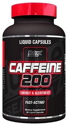 Caffeine 200 - 60 liquid caps versandkostenfrei/portofrei bestellen/kaufen