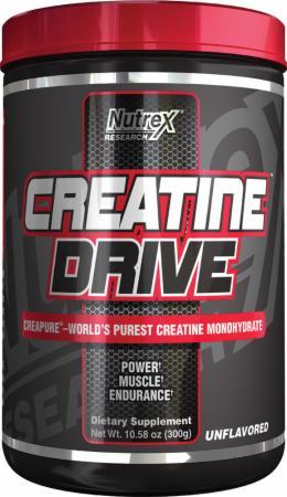 Creatine Drive, Unflavored - 300g versandkostenfrei/portofrei bestellen/kaufen