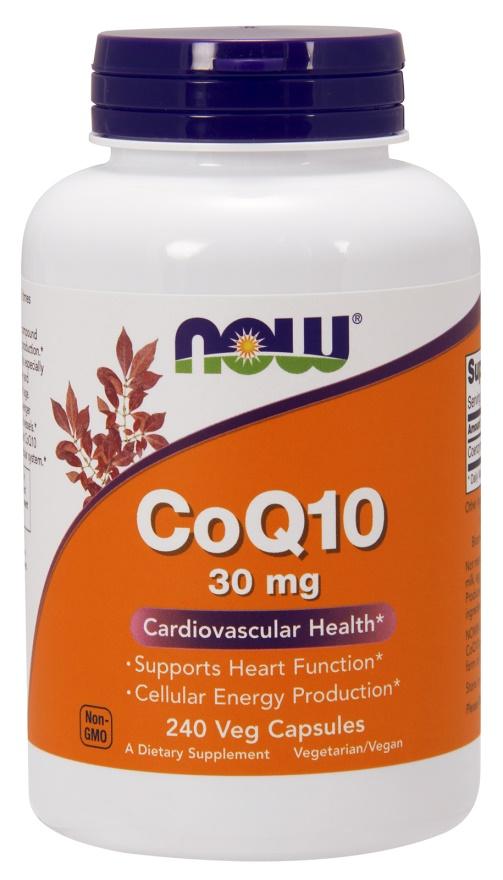 CoQ10, 30mg - 240 vcaps versandkostenfrei/portofrei bestellen/kaufen