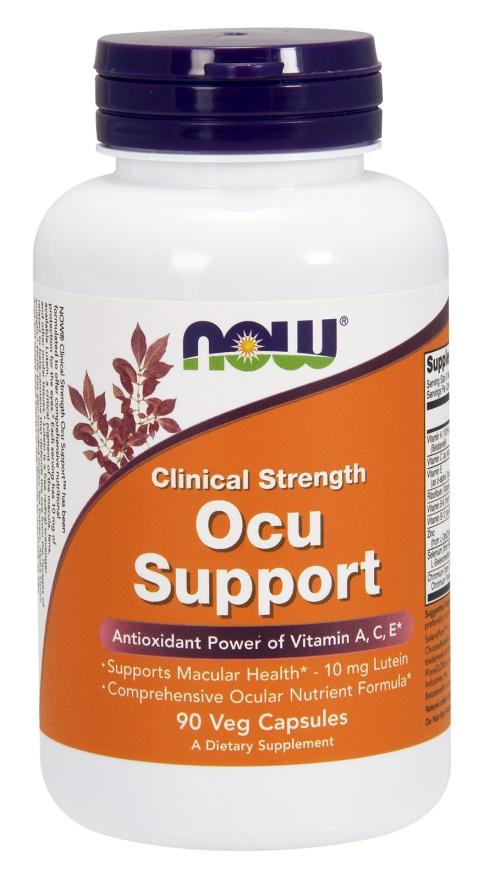 Ocu Support Clinical Strength - 90 vcaps versandkostenfrei/portofrei bestellen/kaufen